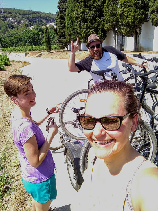 Sitges Cycling Tours