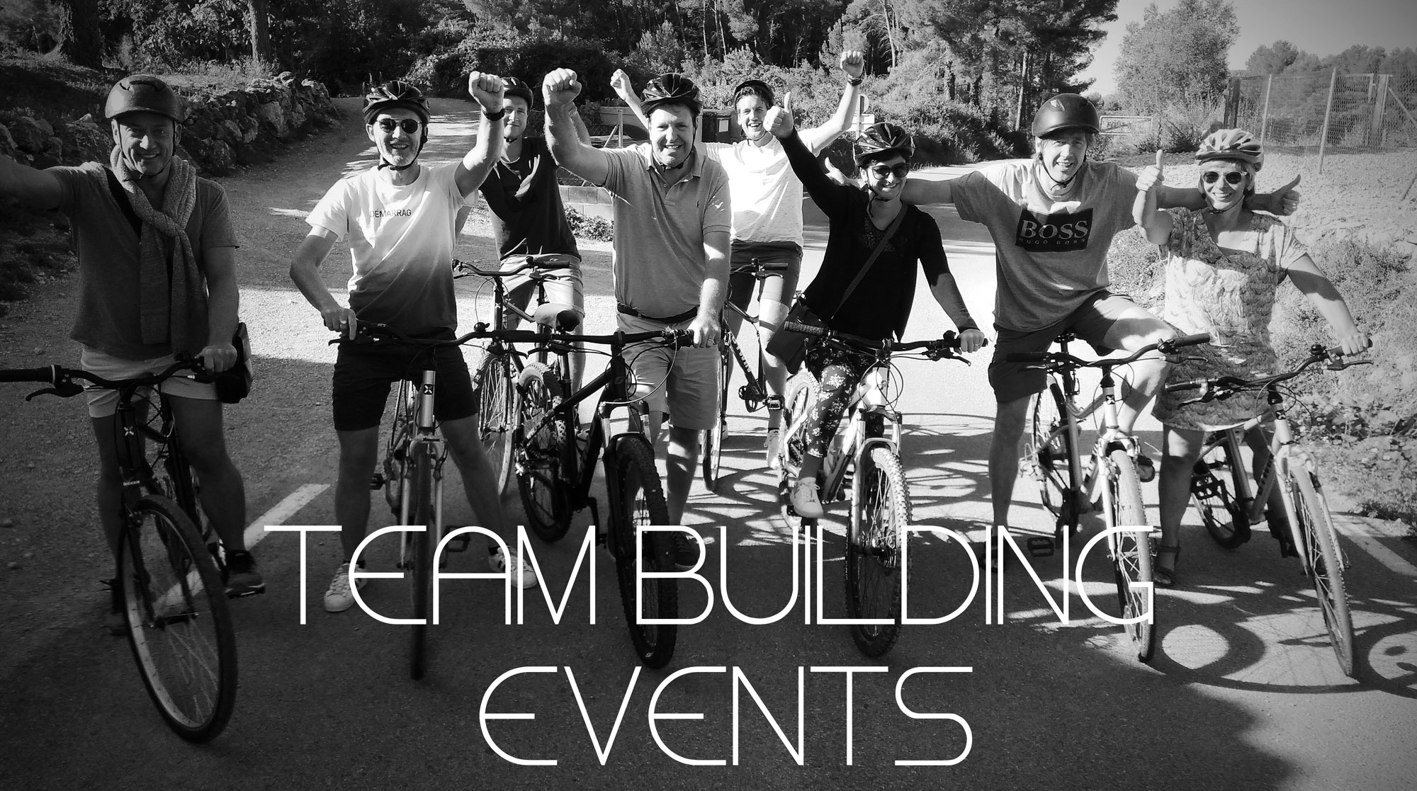 Team Building Events Sitges