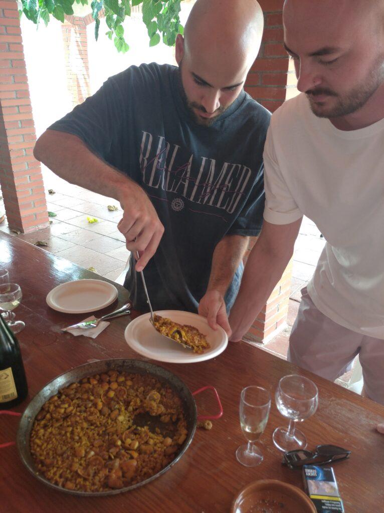 Paella Masterclass