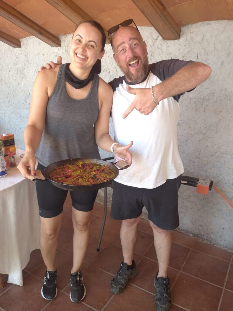 Cooking lessons in Sitges